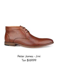 Peter James - Jimi