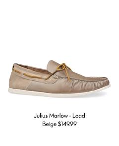 Julius Marlow - Load
