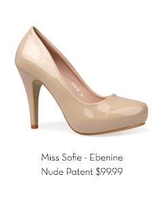 Miss Sofie - Ebenine