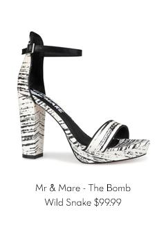 Mr & Mare - The Bomb